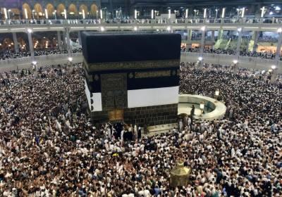 مکہ مکرمہ میں اللہ کے مہمانوں کی حفاظت کے لئے ریپڈ ایکشن فورس مامور