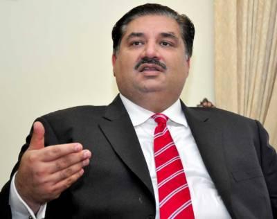 وزیراعظم کا مشن پاکستان کو ترقی یافتہ ممالک کی صف میں کھڑا کرنا ہے،خرم دستگیر خان
