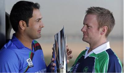 افغانستان اور آئر لینڈ کو ٹیسٹ ٹیم کا درجہ مل گیا