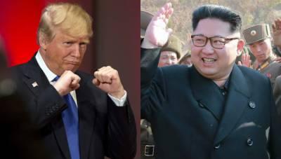 شمالی کوریا نے ڈونلڈ ٹرمپ کونفسیاتی مریض قرار دیدیا