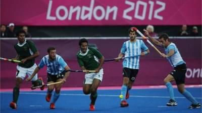 ورلڈ ہاکی لیگ میں پاکستان کو کواٹرفائنل میں ارجنٹائن سے شکست