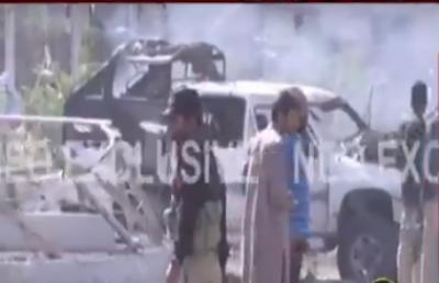 کوئٹہ : آئی جی آفس کے قریب بم دھماکا ، چار افراد ہلاک متعدد زخمی