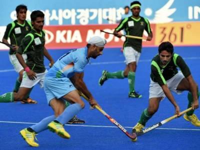 ورلڈ ہاکی لیگ کوالیفائنگ،روایتی حریف پاکستان اور بھارت کی ٹیمیں کل مدمقابل ہونگی