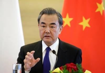چینی وزیر خارجہ وانگ ژی کا 6 سال سے جاری شامی بحران کے سیاسی حل کا مطالبہ