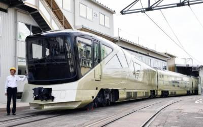 نئی جاپانی ٹرین کا کرایہ 12 لاکھ روپے