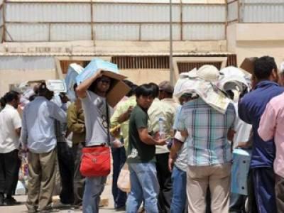 سعودی عرب سے درجنوں پاکستانی ڈی پورٹ کر دیئے گئے