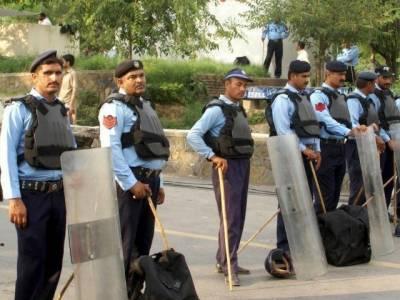 چاند رات اور عیدالفطر کے لیے فول پروف سیکورٹی پلان جاری