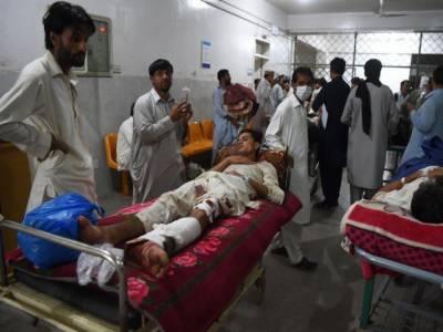 ُپارااچنار بم دھماکہ، ہلاکتوں کی تعداد 57ہوگئی