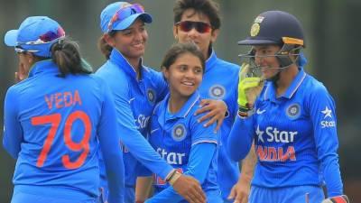 ویمنز ورلڈکپ: بھارت ، نیوزی لینڈ کا فاتحانہ آغاز،پاکستانی ٹیم آج میدان میں اتریں گی