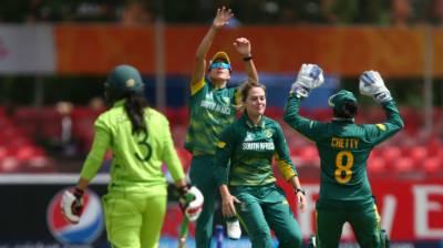 وویمنز ورلڈکپ ، پاکستان کو 3 وکٹوں سے شکست