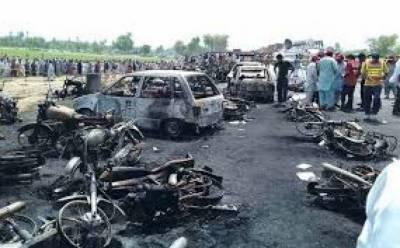 سانحہ احمد پور شرقیہ : عید کے دوسرے روز بھی فضا سوگوار ،اب تک 15زخمی چل بسے