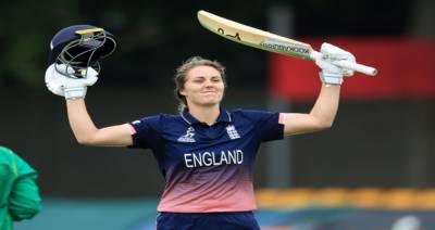 پاکستانی خواتین کو انگلینڈ کے ہاتھوں 107 رنز سے شکست