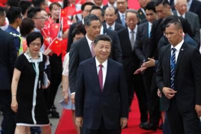 ہانگ کانگ کا انتظام برطانیہ سے چین کو حوالے کیے جانے کے بیس برس مکمل