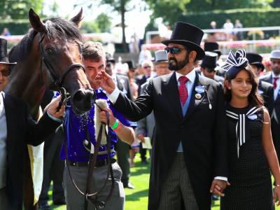 شیخ محمد بن راشد المکتوم نے چھوٹے سے برطانوی گاوں کو میتھوڈسٹ گرجا خریدنے میں مدد دی
