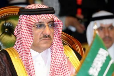 سابق ولی عہد شہزادہ نائف کو نظر بند نہیں کیا گیا،سعودی عرب