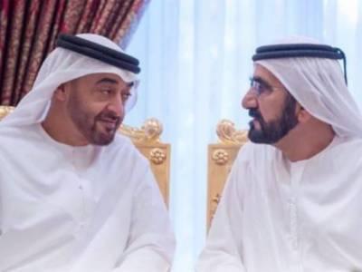 امیر دبئی نے قطر کیلئے نظم لکھ ڈالی