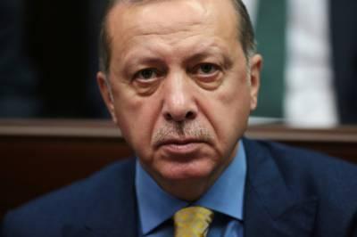 ترک صدر کی جرمنی میں خطاب کی درخواست مسترد