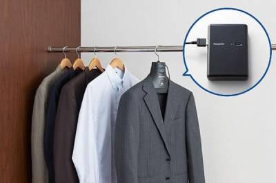 ایسا الیکڑانک ہینگر جو کپڑوں کو صاف اور خوشبودار بناتا ہے