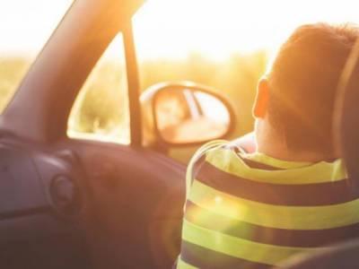 11سالہ بچے نے گاڑی میں بچوں کو محفوظ کرنے کا آلہ ایجاد کر لیا