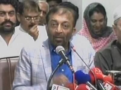 ایم کیو ایم لندن کے ندیم نصرت پاکستان مخالف سرگرمیوں میں ملوث ہیں:فاروق ستار