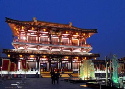 چین کا سیہوئی شہر نیا مثالی ثقافتی مرکز