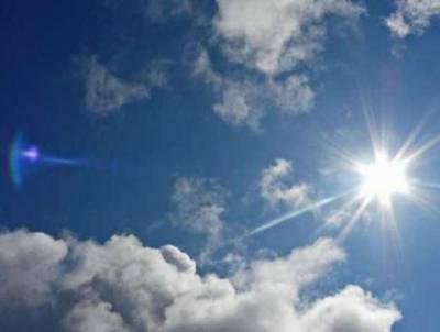 اگلے 2روز کے دوران بیشتر علاقوں میں موسم گرم رہنے کا امکان ہے: محکمہ موسمیات