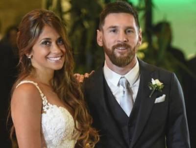 معروف فٹبالرلیونل میسی شادی کے بندھن میں بندھ گئے