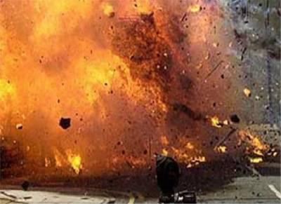 خیبر ایجنسی: دھماکے سے ایک سیکیورٹی اہلکار شہید 3 زخمی