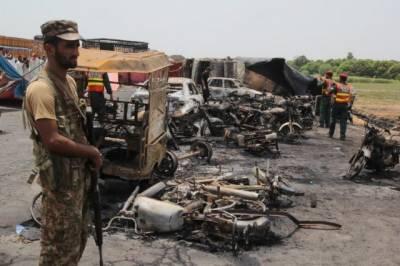 سانحہ احمد پور، مزید ایک زخمی دم توڑ گیا، ہلاکتوں کی تعداد 188 ہو گئی