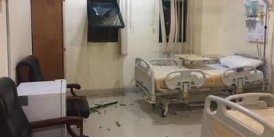 یمنی باغیوں کی نجران میں اسپتال پرگولہ باری، سعودی شہری زخمی
