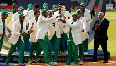 قومی ٹیم کے اعزاز میں تقریب کا انعقاد 4 جولائی کو وزیراعظم ہاﺅس میں ہو گا