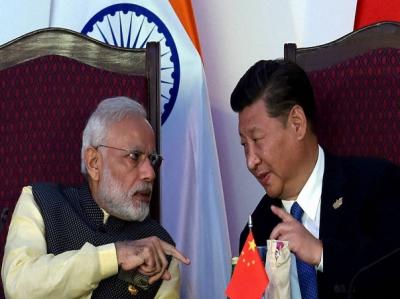 بھارت اور چین کےدرمیان کشیدگی طول پکڑنےلگی