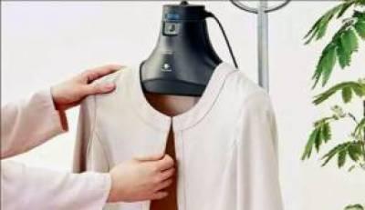 جاپنی کمپنی نے کپڑوں کو صاف اور بو ختم کرنیوالا الیکٹرانک ہینگر تیار کر لیا