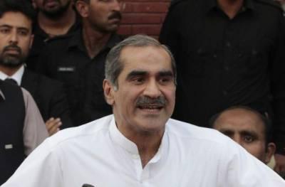سیاسی جماعتیں ملک کو جوڑتی ہیں ایگزیکٹو آرڈر نہیں: سعد رفیق