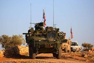 شام نے ترک سرحد پر اپنی فورسزتعینات کردی ہیں،امریکا