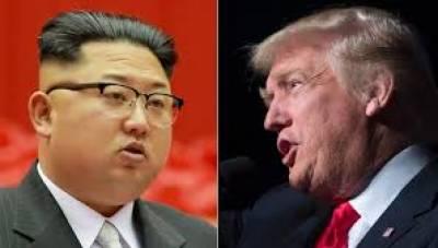 شمالی کوریا میں چین کے اقدامات کا کوئی اثرنہیں ہوا،ٹرمپ