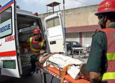 سبی اور کشمور میں ٹریفک حادثات، 7 افراد جاں بحق