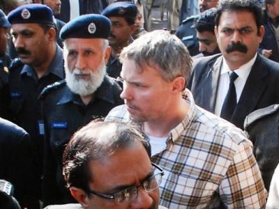 میری رہائی کیلئے پاکستانی حکام نے قانون کا مذاق بنایا، ریمنڈ ڈیوس