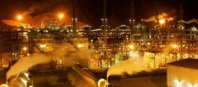 ایران اورفرانسیسی کمپنی کے درمیان گیس فیلڈ کے لیے پانچ ارب ڈالر کا معاہدہ