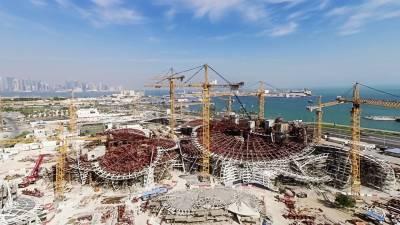 قطر بحران: بڑی تعمیراتی کمپنیوں نے ملک چھوڑنے کے ہنگامی منصوبے شروع کر دیئے