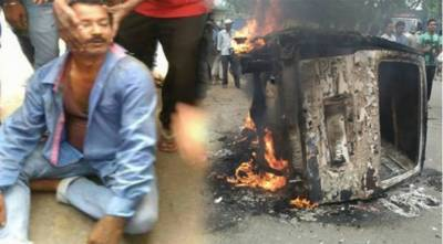 بھارت میں بیف کے شبہ پر مسلمان قتل، بی جے پی رہنما گرفتار
