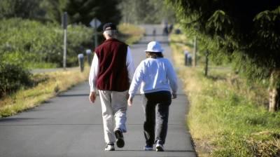 آہستہ چلنے والے بوڑھے افراد میں ڈیمنشیا کا خطرہ