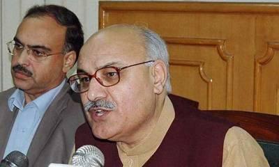 نواز شریف اور عمران خان پختونوں سے مخلص نہیں،میاں افتخارحسین