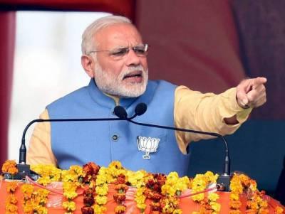 نریندر مودی کی سربراہی میں بھارتی حکومت نے مساجد کے خلاف نام نہاد پروپیگنڈہ شروع کردیا