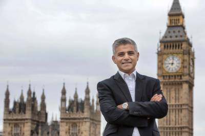 ڈونلڈ ٹرمپ وہی بات کر رہے ہیں جو داعش کر رہی ہے، لندن میئر صادق خان