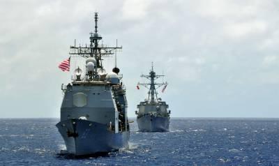 بحیرہ جنوبی چین میں امریکی بحری بیڑے کی موجودگی اشتعال انگیزی ہے، چین