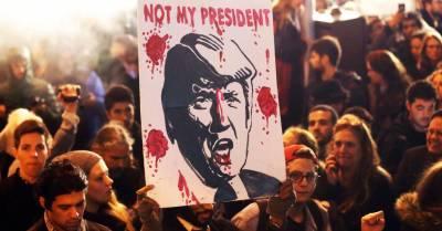 صدر ڈونلڈ ٹرمپ کے مواخذے کے لئے مختلف شہروں میں ہزاروں افراد سڑکوں پر نکل آئے