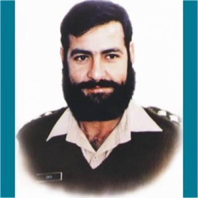 آج معرکہ کارگل کے ہیرو کرنل شیر خان کا یوم شہادت ہے