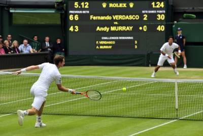 لندن : ومبلڈن ٹینس ٹورنامنٹ کے دوسرے روز بھی دلچسپ مقابلے