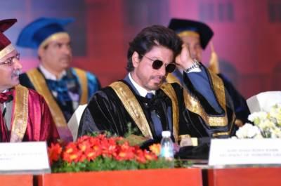 آکسفورڈ یونیورسٹی نے شاہ رخ خان کو لیکچر کیلئے مدعو کر لیا